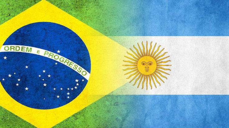 El atractivo de Brasil y Argentina