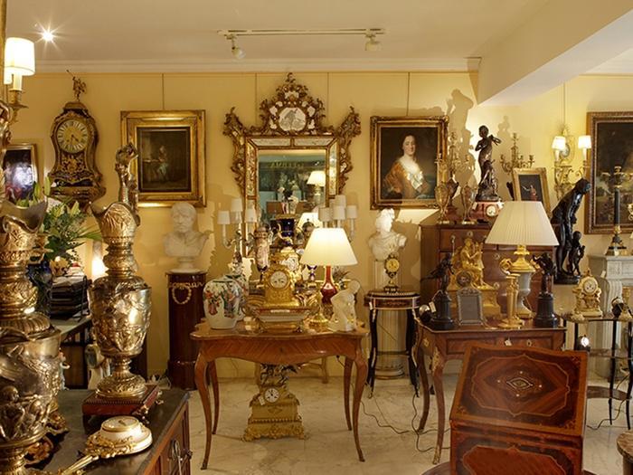 La moda de muebles está cambiando: guarden sus antigüedades