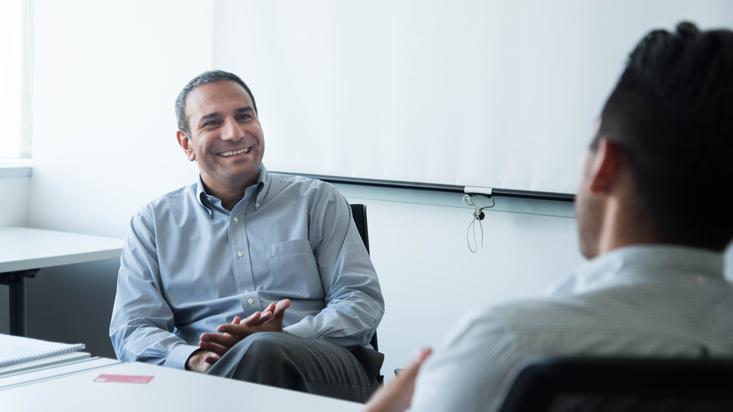 Escalera al CEO: Andrés Becerra de Lenovo Perú