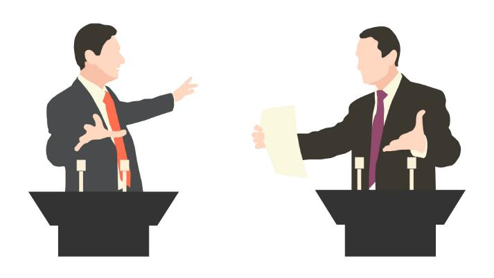 La inutilidad de los debates
