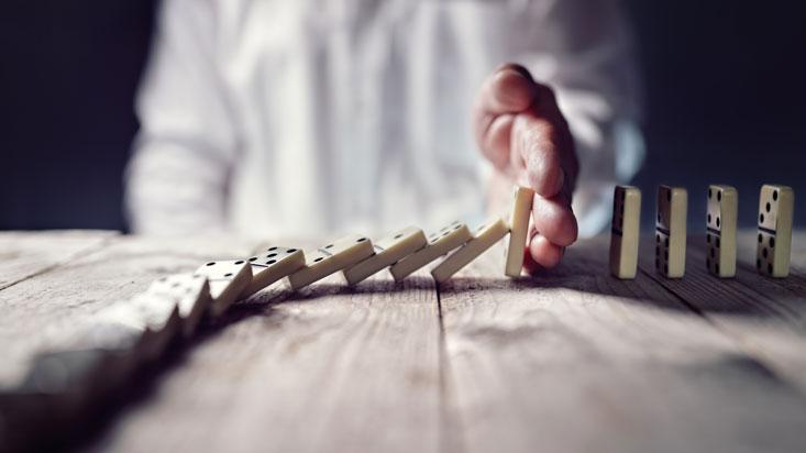 Riesgos empresariales: los CEO son la primera línea de defensa
