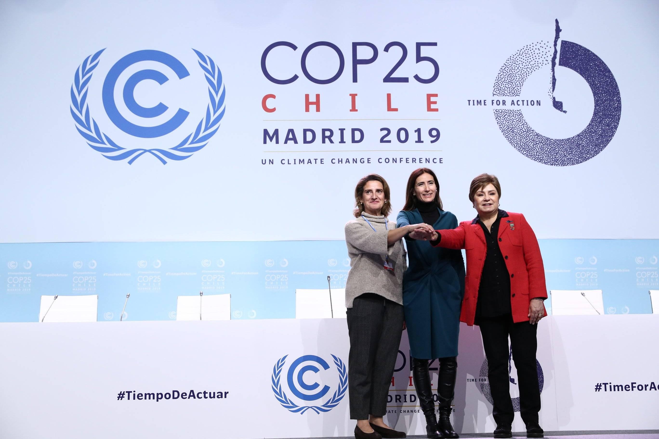 Tiempos recios: el impacto del cambio climático