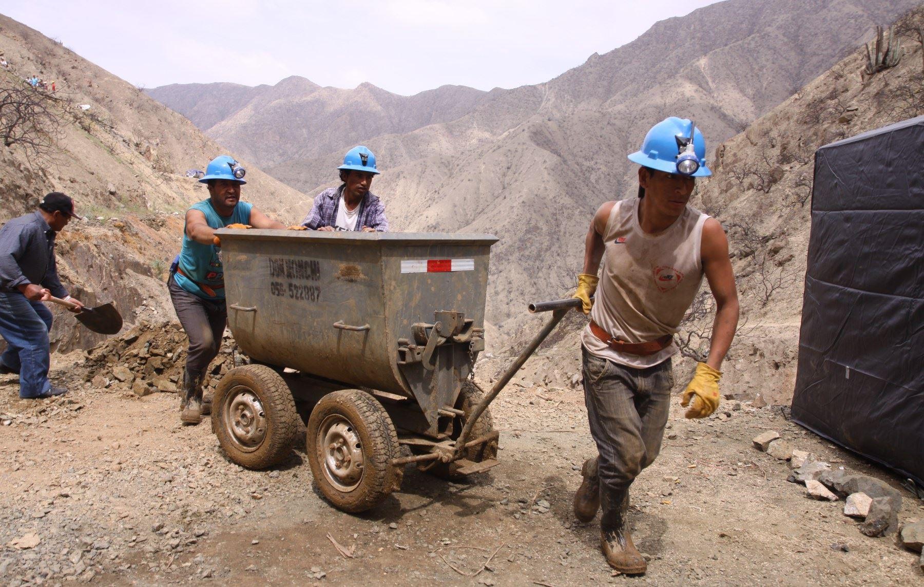 Balance y desafíos del sector minero