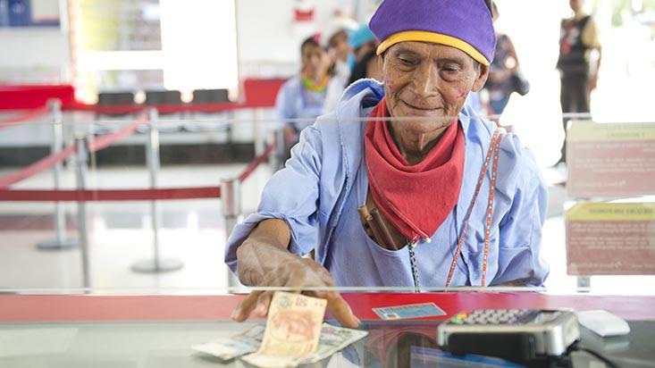 Soluciones para una mayor inclusión financiera