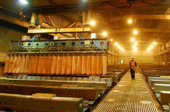 Alza del cobre y oro darán impulso a exportaciones durante el primer trimestre