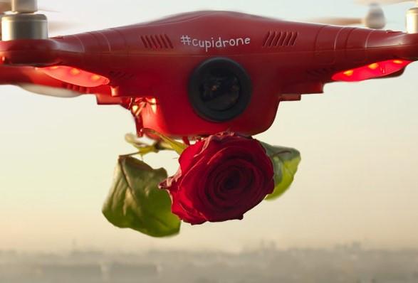 5 ideas de cómo utilizar el Drone Marketing