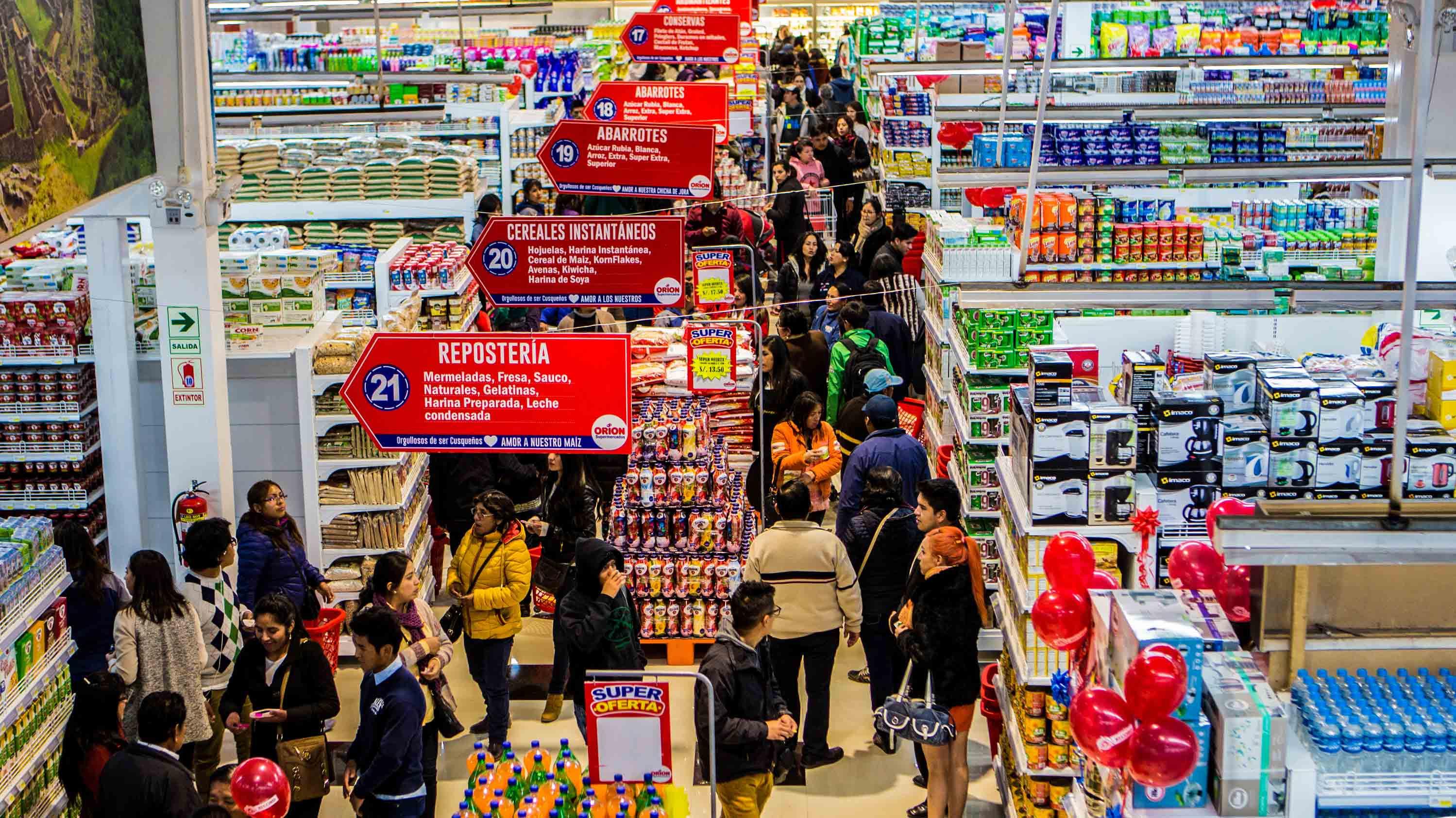 <p>Foco en Consorcio Orion, líder de supermercados en Cusco</p>