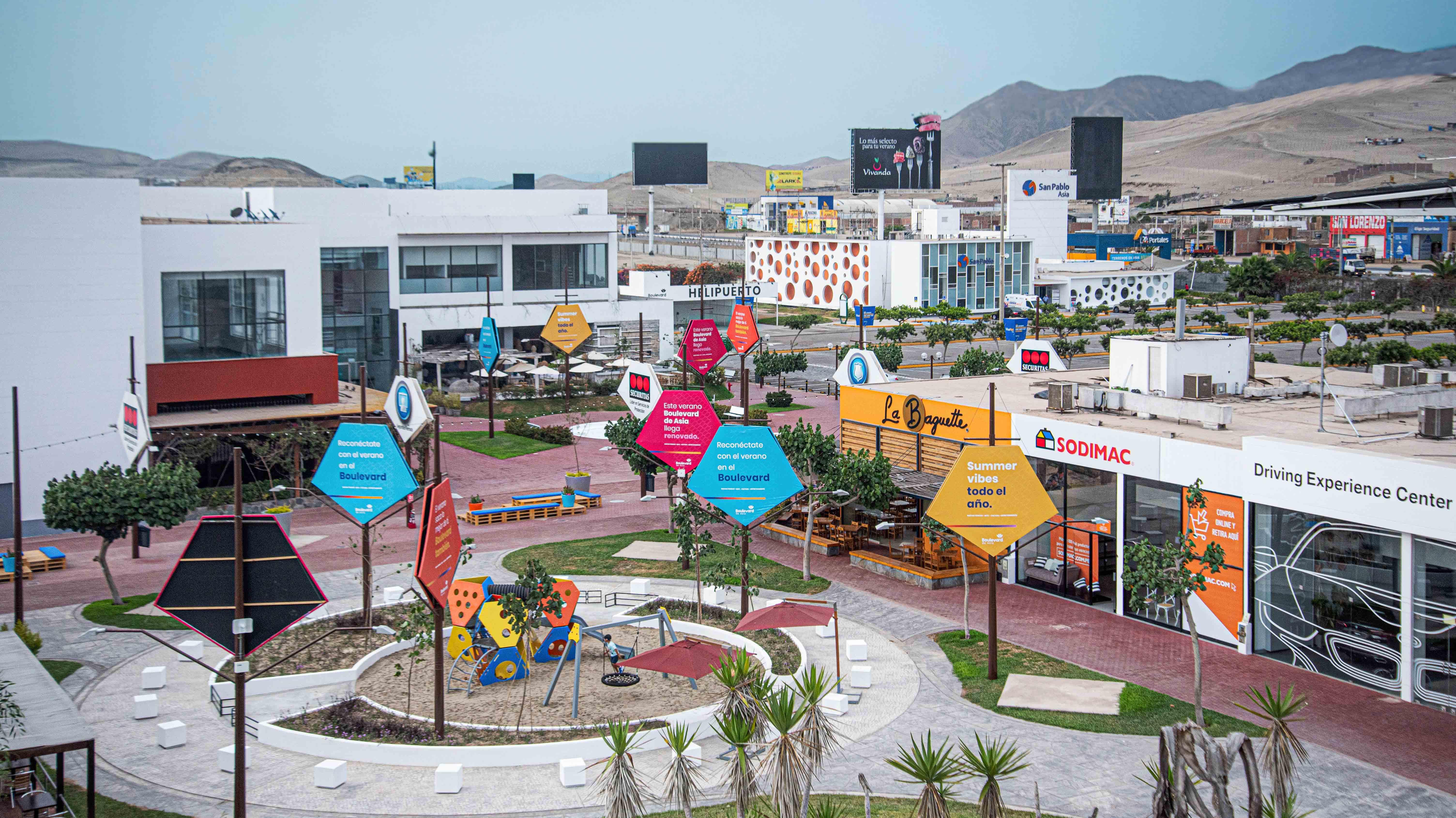 Boulevard de Asia: la nueva apuesta por un público más amplio y una oferta para todo el año