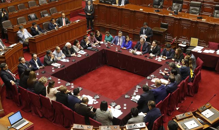 <p>El nuevo Congreso no tiene lugar para más demoras</p>
