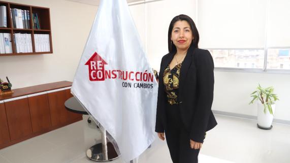 """Autoridad para la Reconstrucción con Cambios: """"El 2020 será el año del despegue"""""""