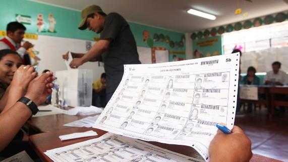 <p>Elecciones 2020: solo un partido de izquierda superaría valla electoral</p>