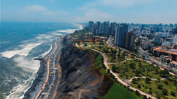 Transformemos los acantilados de la Costa Verde