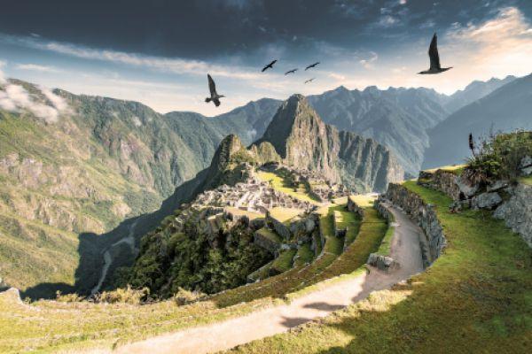 Machu Picchu se cae de maduro