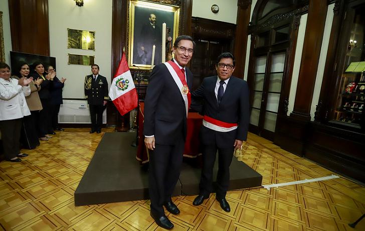 <p>El gabinete Zeballos: ¿la permanencia del premier condicionará la relación Ejecutivo-Congreso?</p>