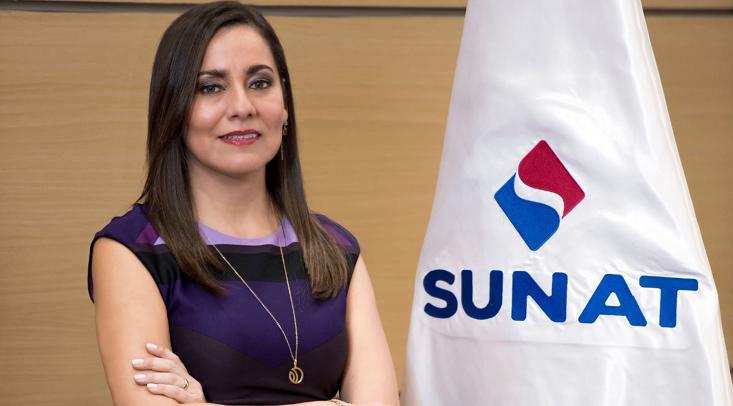Claudia Suárez dejó de ser jefa de la Sunat