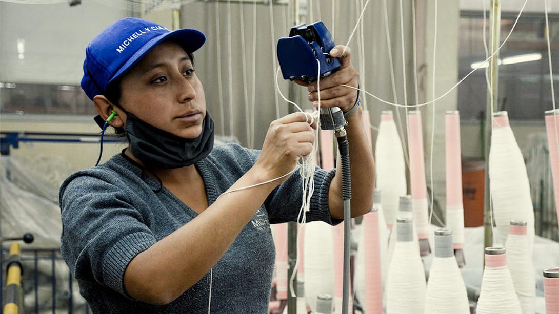 Foco en: Michell & Cia, textilera dueña de las marcas Sol Alpaca, Mundo Alpaca y Mallkini