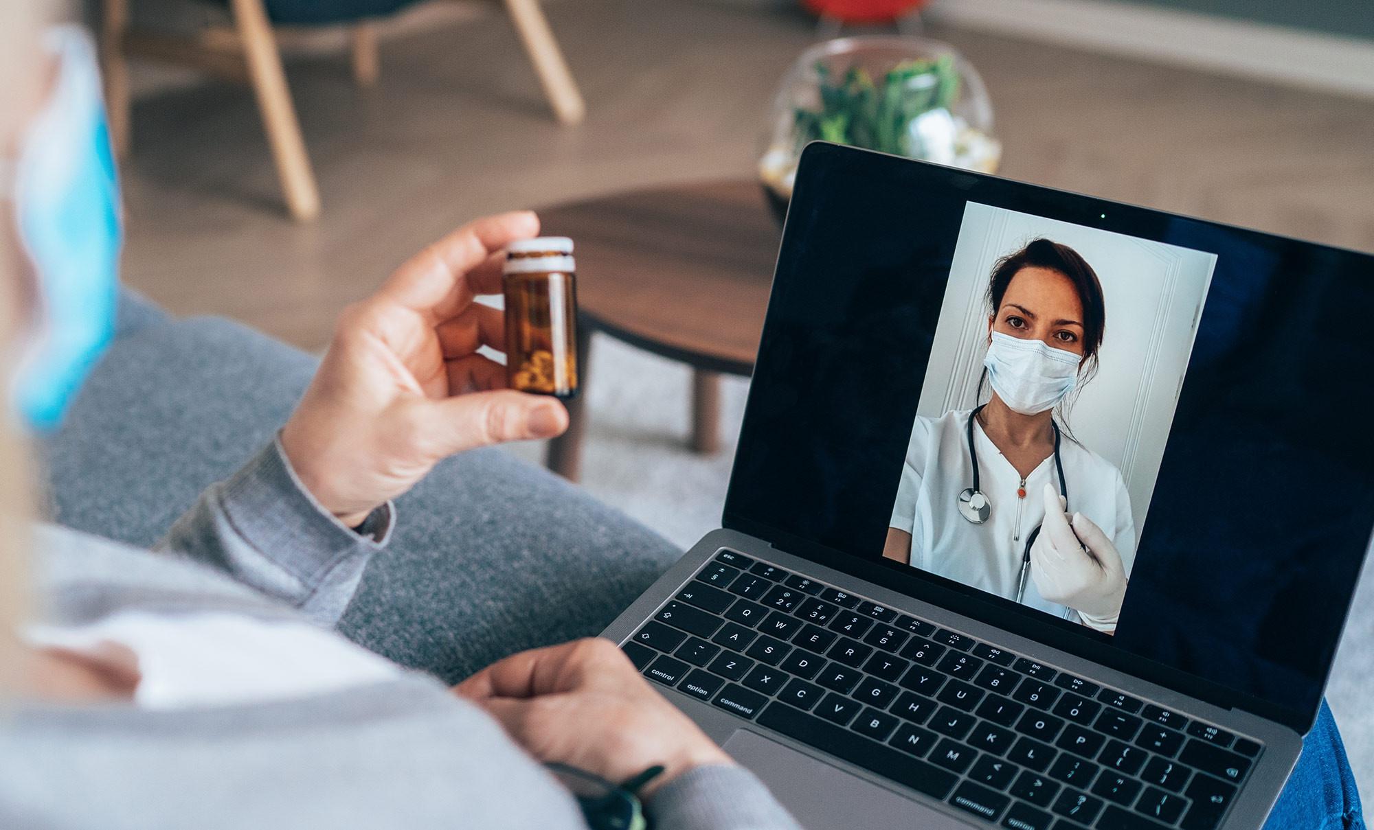 <p>Telemedicina, más allá del Covid-19: las clínicas peruanas corren para brindar una oferta digital</p>