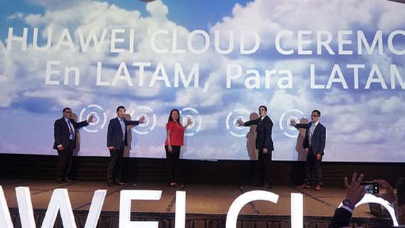 Huawei Cloud el servicio de nube que Perú necesita