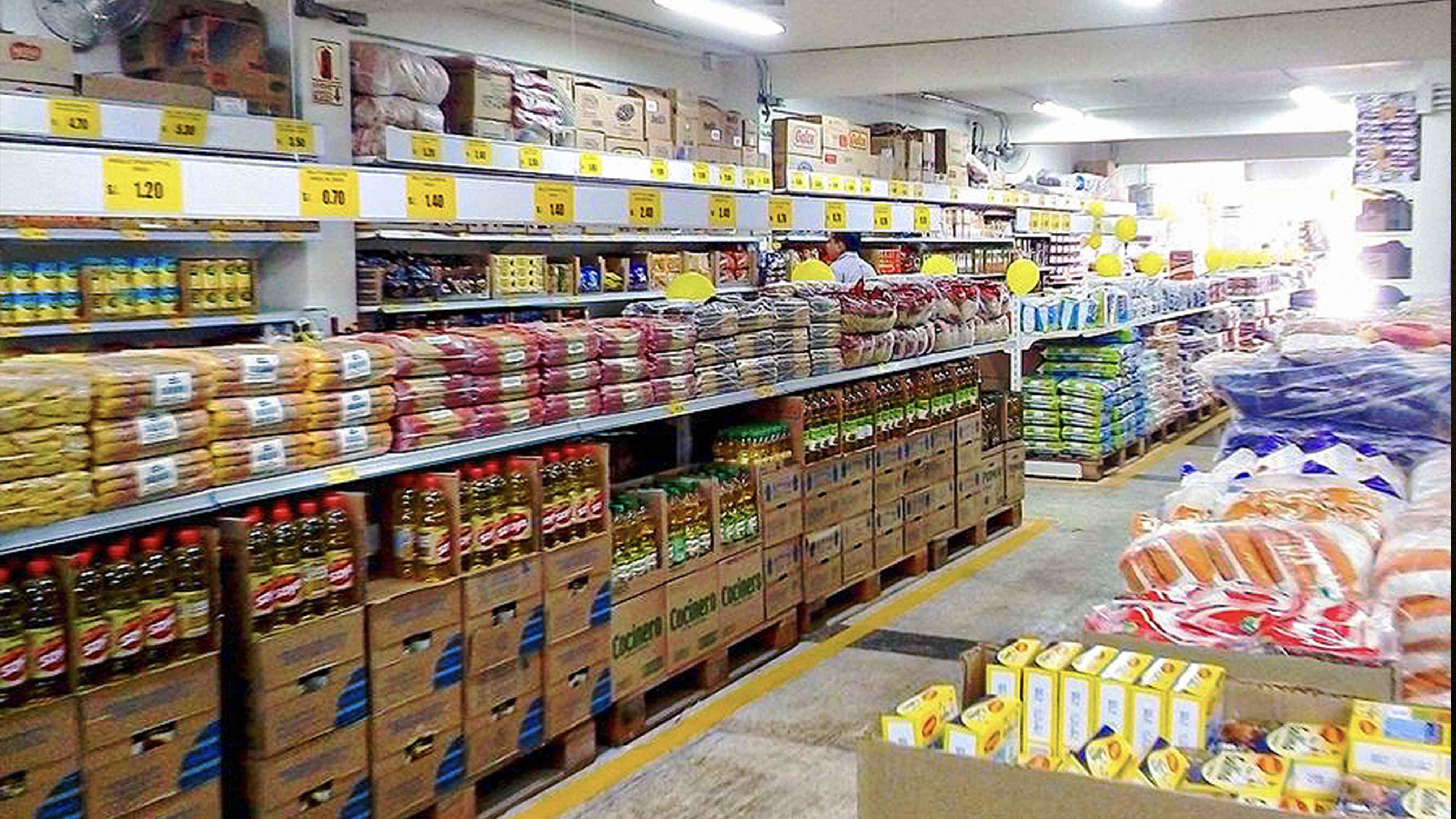 Cadenas de supermercados crecerán por formatos pequeños y comercio electrónico
