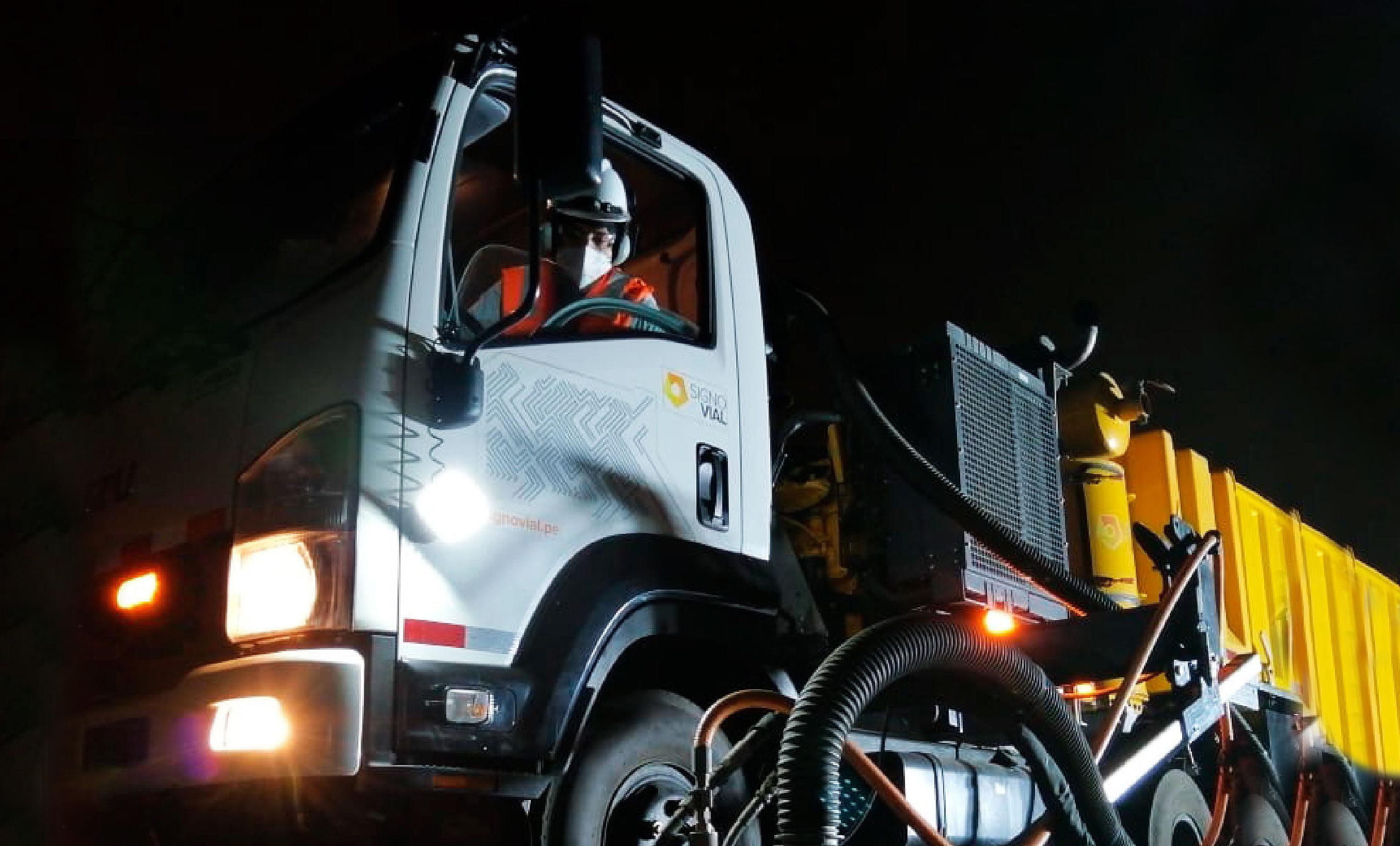 <p>Foco en Signo Vial, proveedora de productos de señalización e infraestructura vial</p>