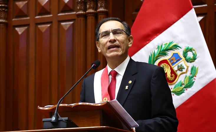 Mensaje de Fiestas Patrias: los CEO le piden al presidente Martín Vizcarra