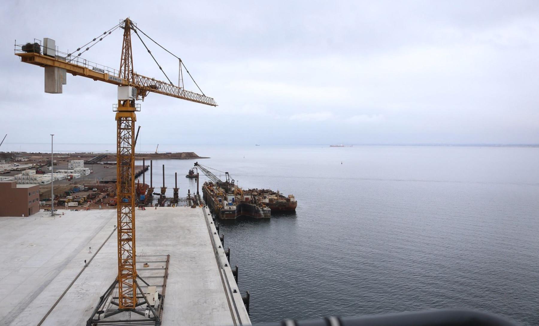 Puerto de Paracas: MEIA podría obtener luz verde este año