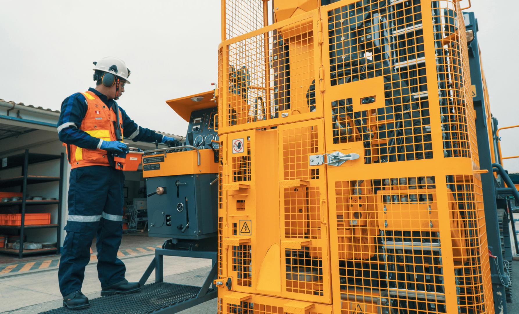 Foco en Rock Drill, empresa que incursionará en la explotación minera ante el Covid-19