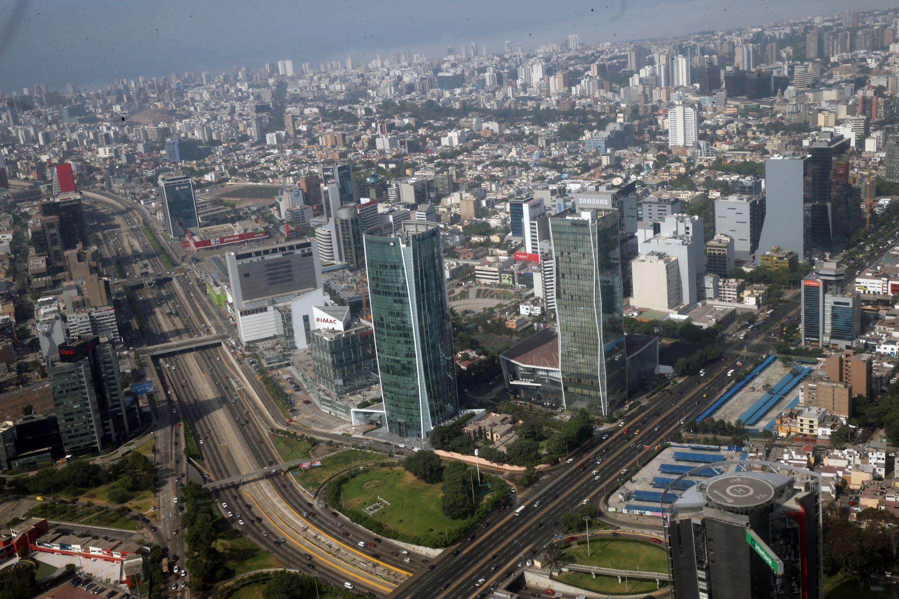 MEF: PBI peruano se contraería 12% este año y volvería a niveles pre Covid-19 en el 2022
