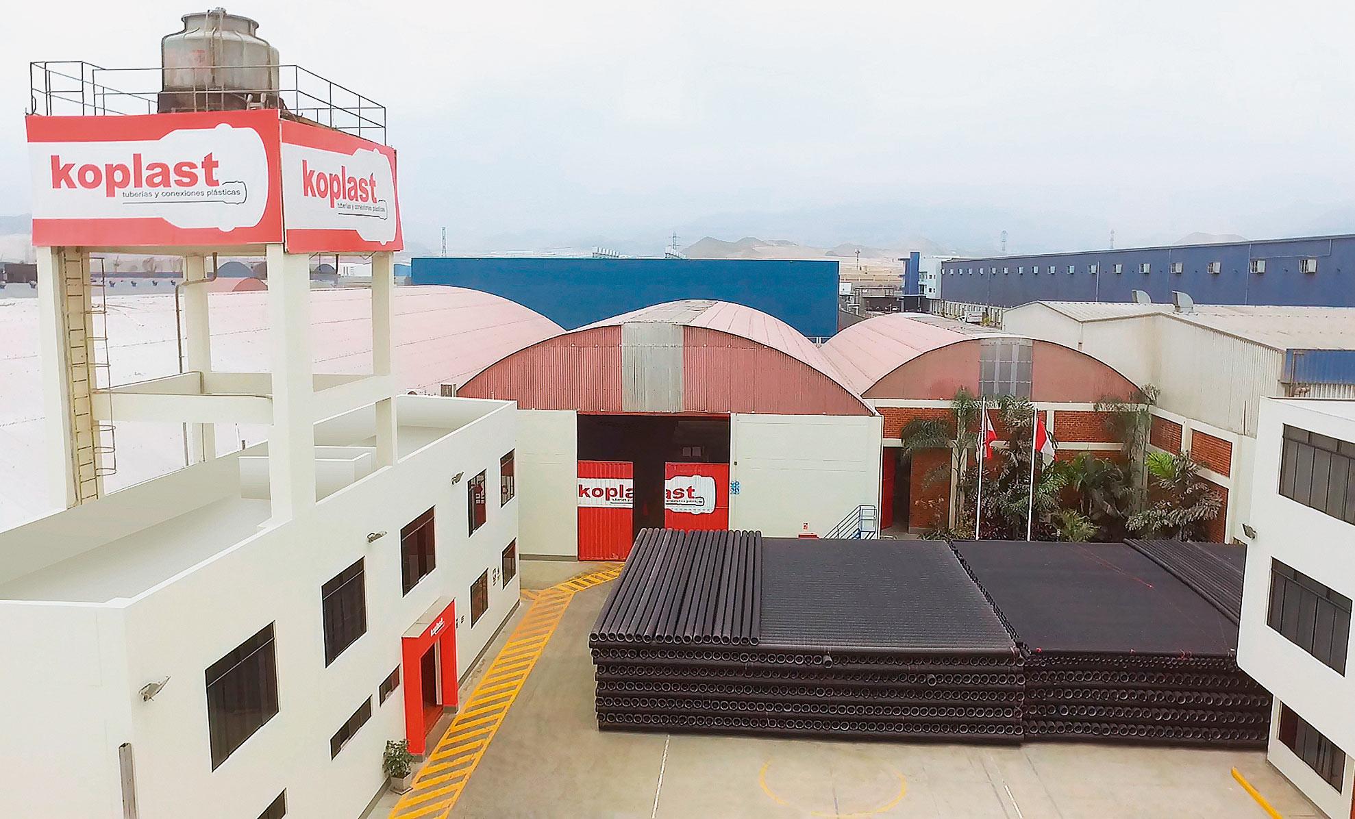 Foco en Koplast Industrial, proveedor de tuberías que ingresa a nuevos mercados en pandemia