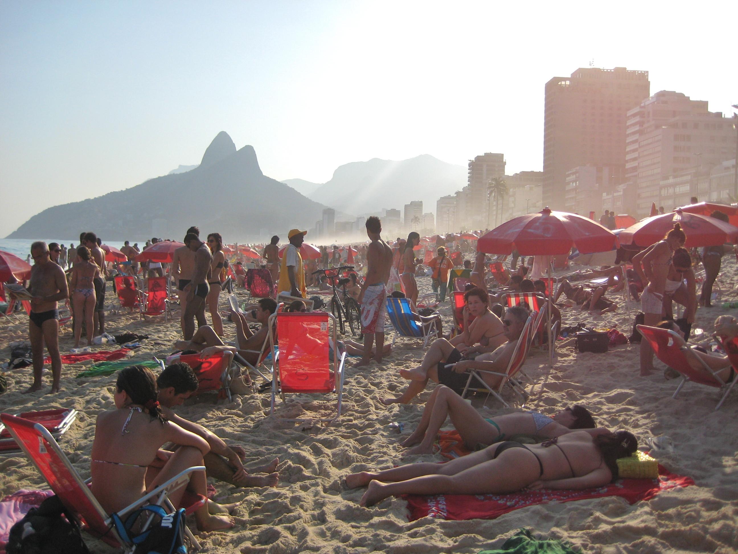 Ideas para llegar a los 10 millones de turistas: Brasil