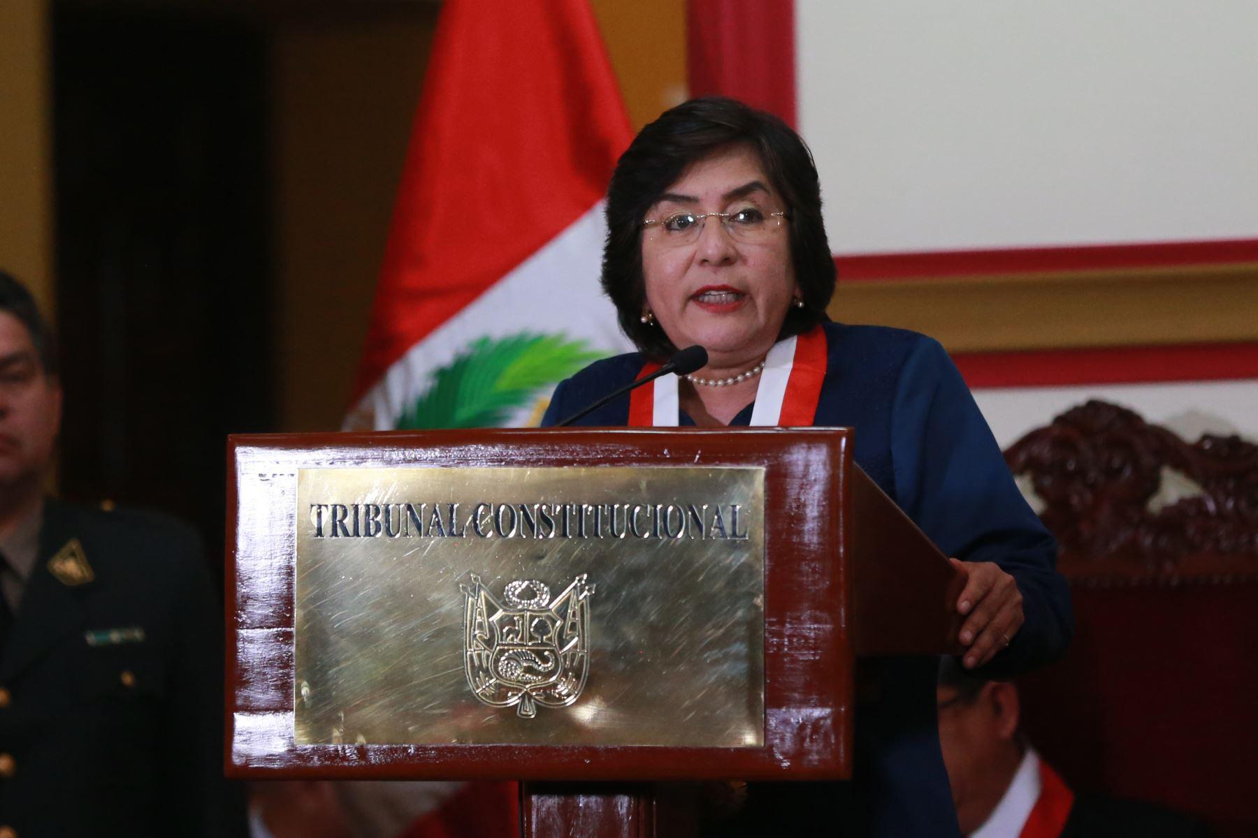 Marianella Ledesma es la más influyente en el ámbito de derecho y justicia