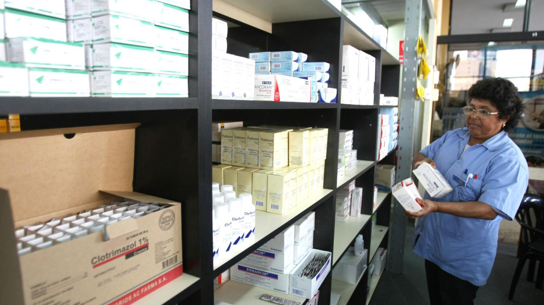 Ventas de medicamentos genéricos se moderarían hacia fin de año