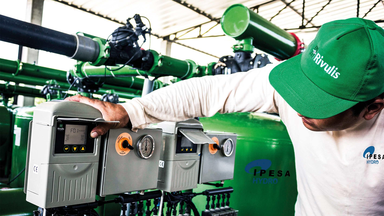 Foco en Ipesa Hydro, empresa de soluciones de riego que elevará sus ventas pese al Covid-19