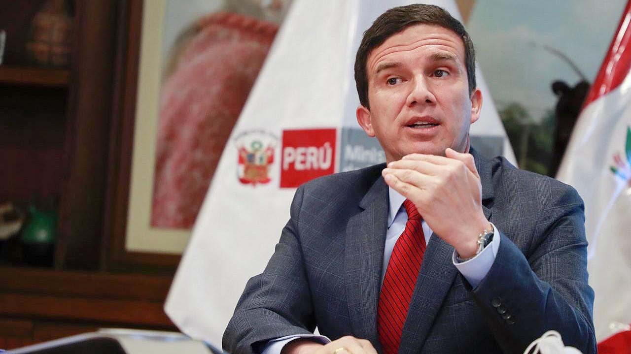 """Luis Miguel Incháustegui sobre la consulta previa: """"Trabajamos en una propuesta para reducir el plazo sin perder el rigor y la participación ciudadana"""""""
