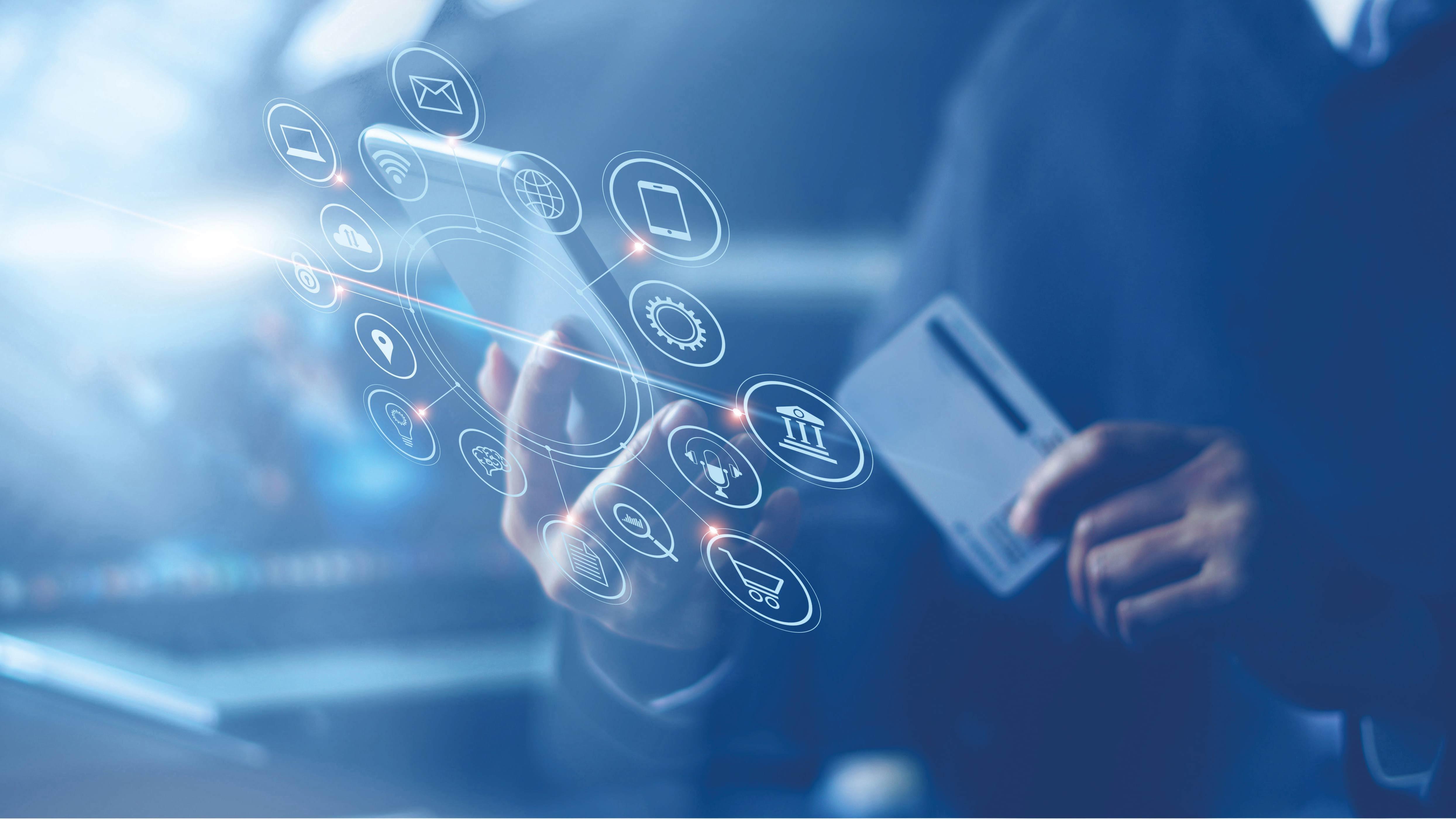 <p>Banca y seguros: más clientes digitales, más posibilidades</p>