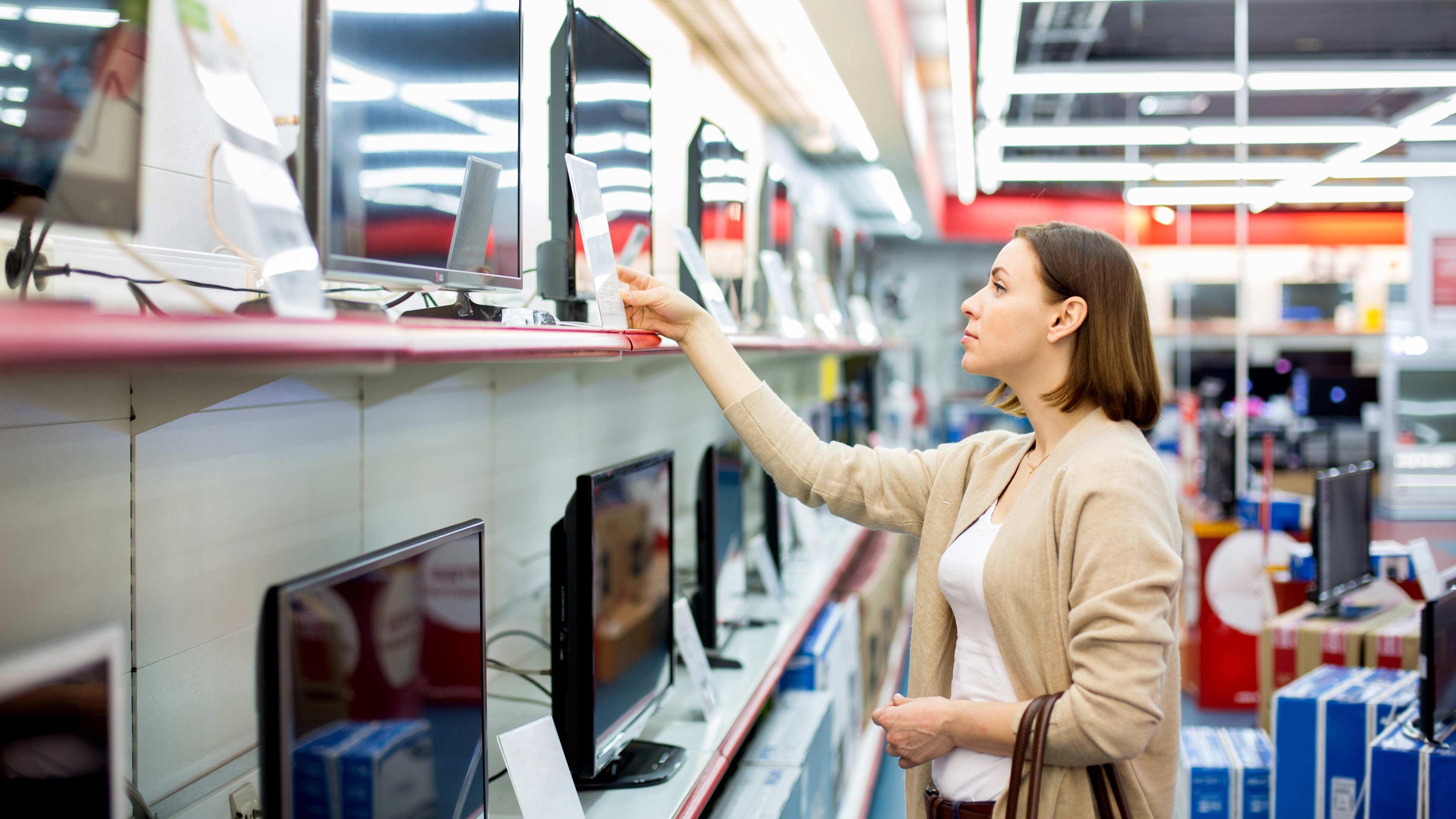 Las tiendas especialistas en electrodomésticos crecerán en una campaña navideña fría