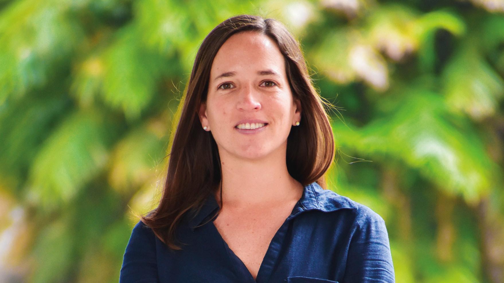 """Alana Visconti, del BCP: """"Somos más eficientes en temas de equipo y tiempo para construir soluciones """""""