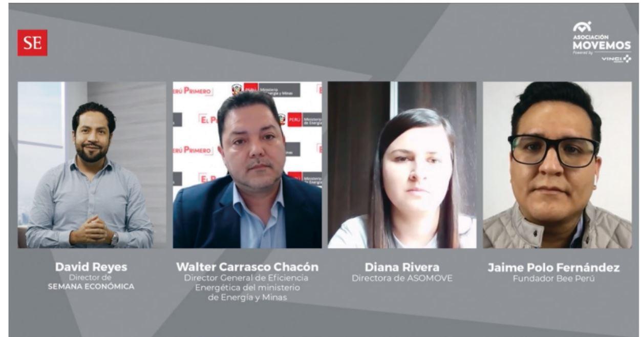 Cómo masificar la movilidad eléctrica en el Perú