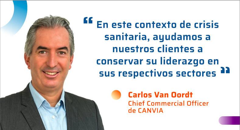 En CANVIA estamos comprometidos con la reinvención de los negocios apoyados en las tecnologías 4.0