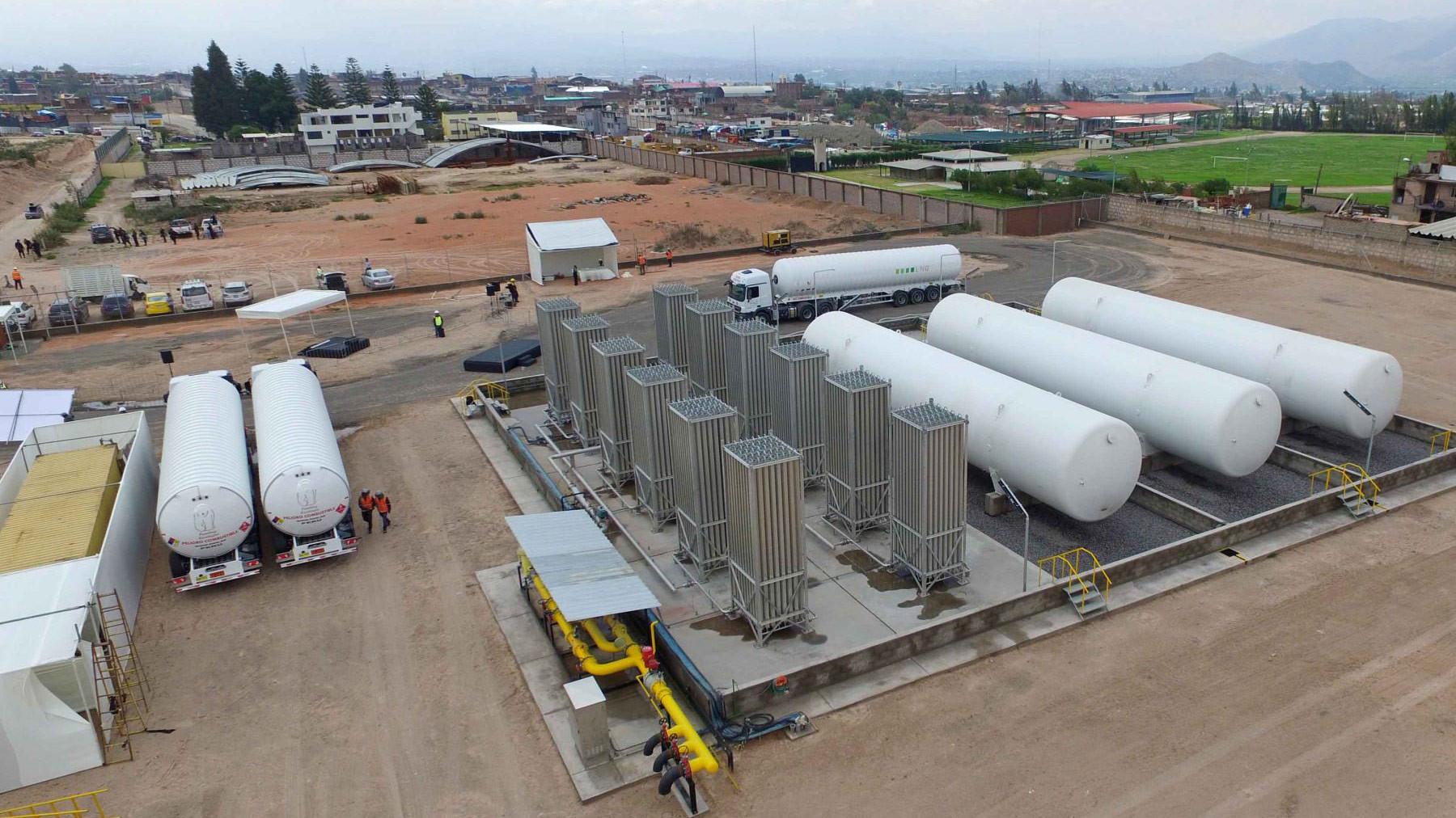 Distribuidoras de gas natural comienzan a recuperarse tras el shock del Covid-19