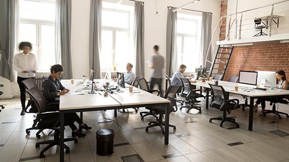 Mercado de oficinas: riesgos latentesy ocultos