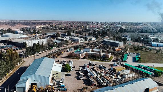 Parques industriales elevan sus apuestas por el alquiler de lotes