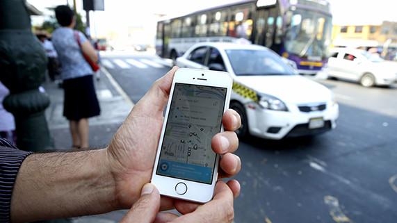<p>Nuevos frentes regulatorios se abren para las apps de movilidad</p>