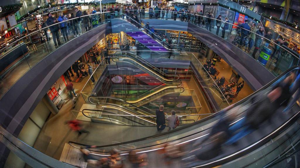 Malls recuperan terreno para el 2021
