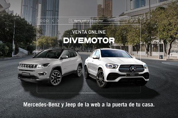 Divemotor entrega autos comprados 100% online