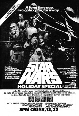 En Defensa del Star Wars Holiday Special: La Apuesta del Entrepreneur