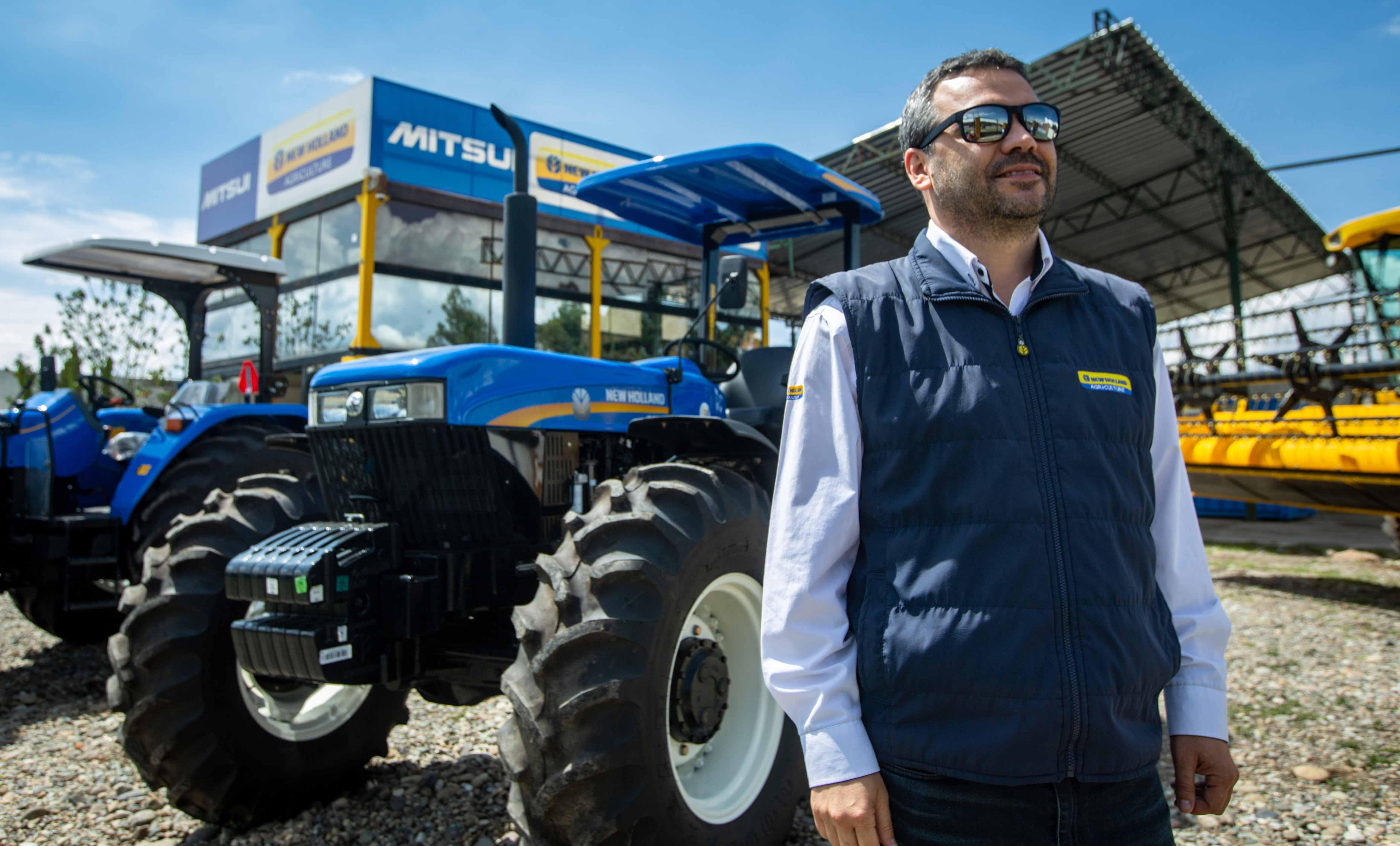 """New Holland: """"Esta nueva ley agraria es una oportunidad latente de crecimiento"""""""