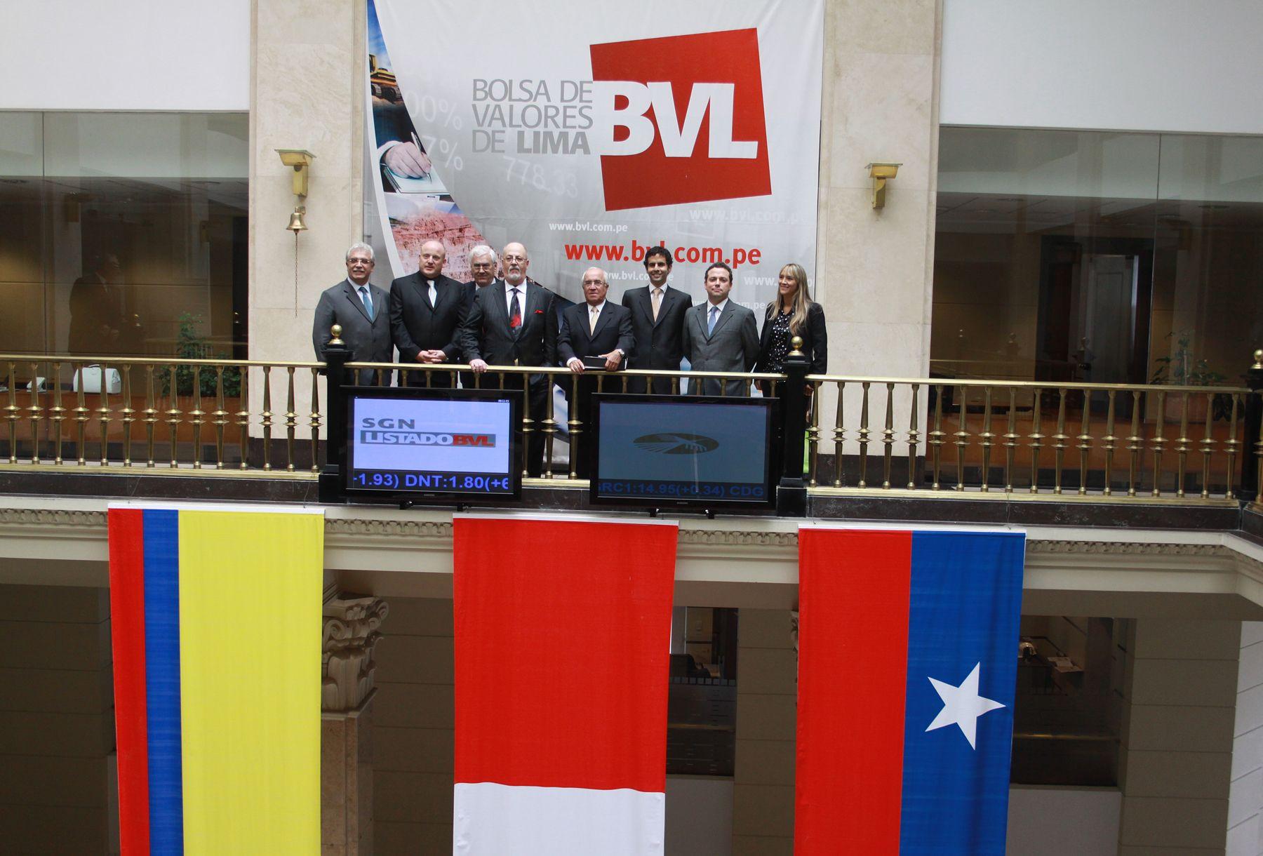 Diviso Bolsa sobre integración de bolsas de Perú, Chile y Colombia: