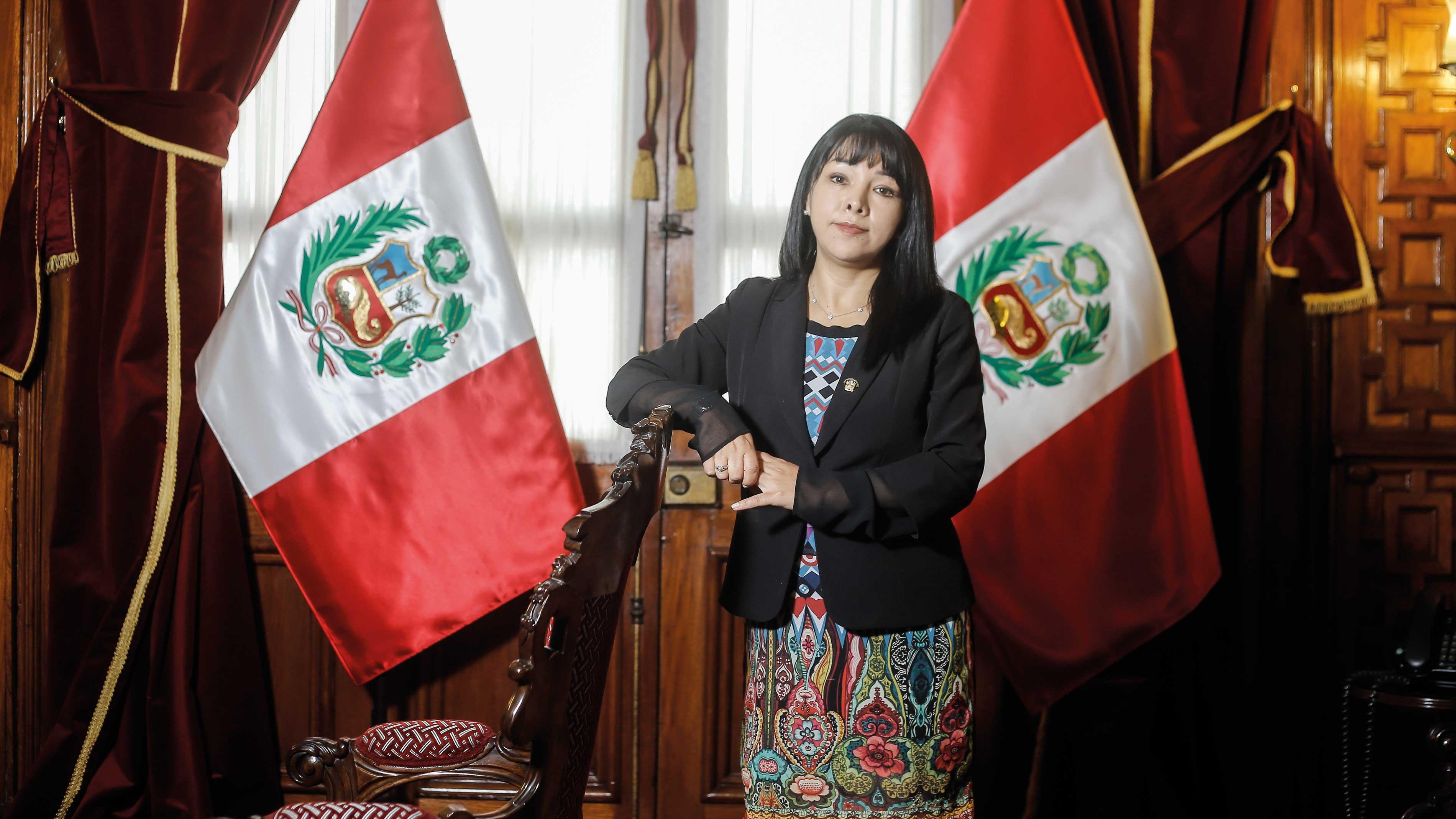 """Mirtha Vásquez sobre la reforma de pensiones: """"El pilar solidario no significa que van a expropiar tu dinero"""""""