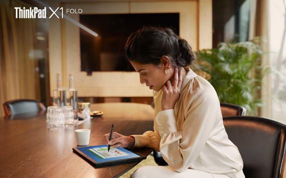 X1 Fold de Lenovo: una PC multifacética